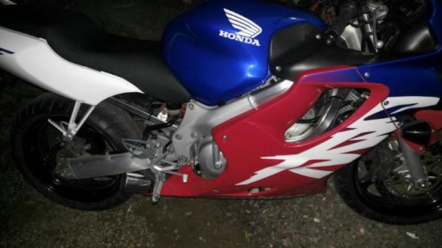 Una motocicleta secuestrada por pedido de robo en Santa Fe