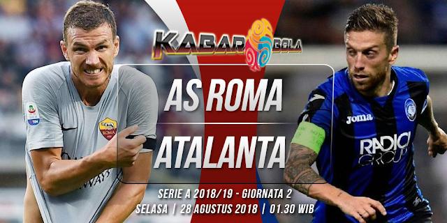 Prediksi AS Roma vs Atalanta Liga Italia