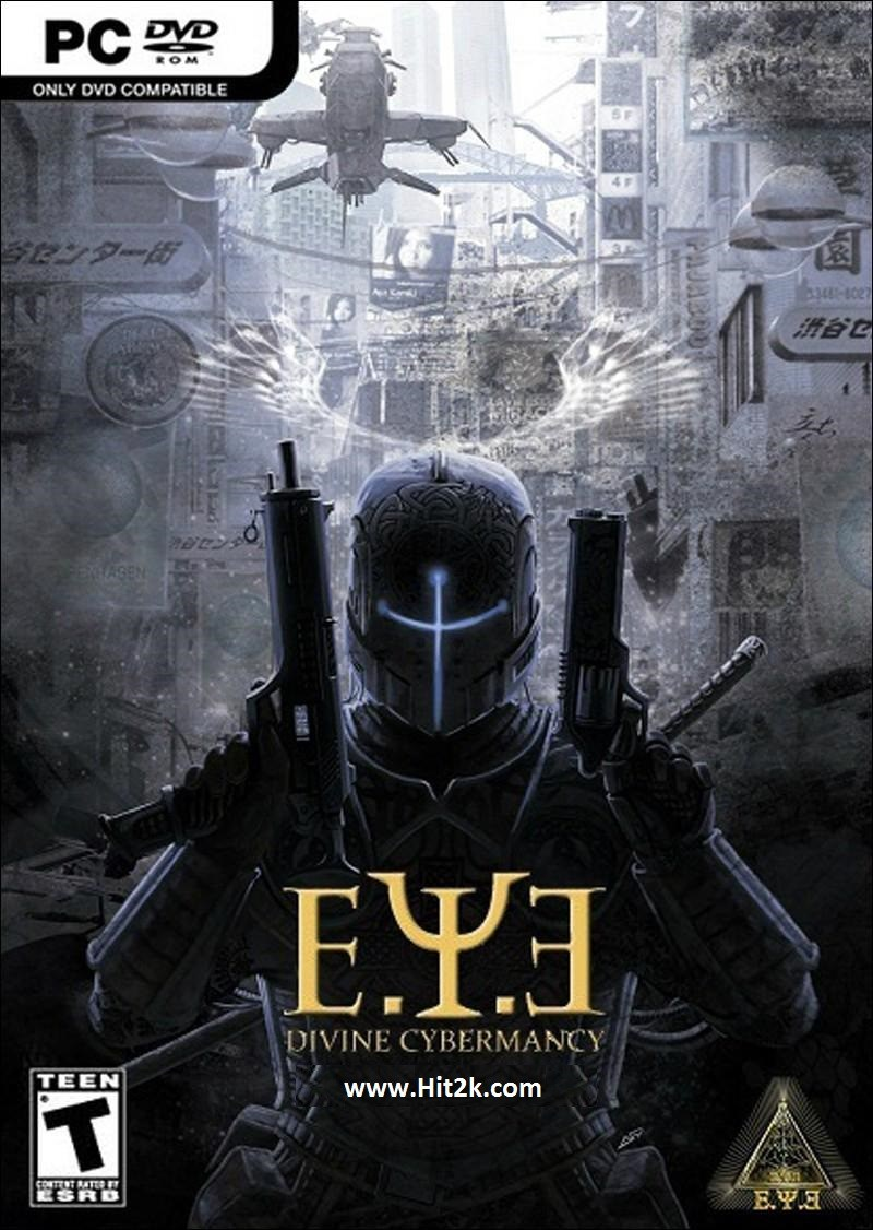 Eye Divine Cybermancy Free Download For PC