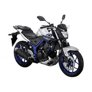 Dealer Motor Yamaha MT 25 Murah di Solo BIRU