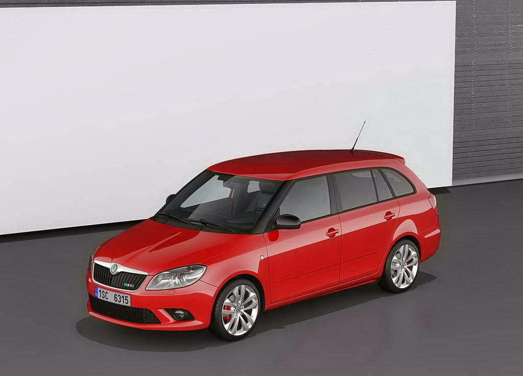 skoda fabia combi rs model year 2011 news cars new. Black Bedroom Furniture Sets. Home Design Ideas