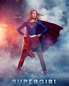 Sinopsis pemain genre Serial Supergirl Season 4 (2018)