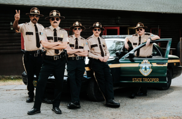 Super Troopers 2 Film Cast