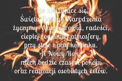 ciepłe życzenia świateczne,najlepsze zyczenia,świeta przy kominku,