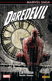 Daredevil #11. La Viuda