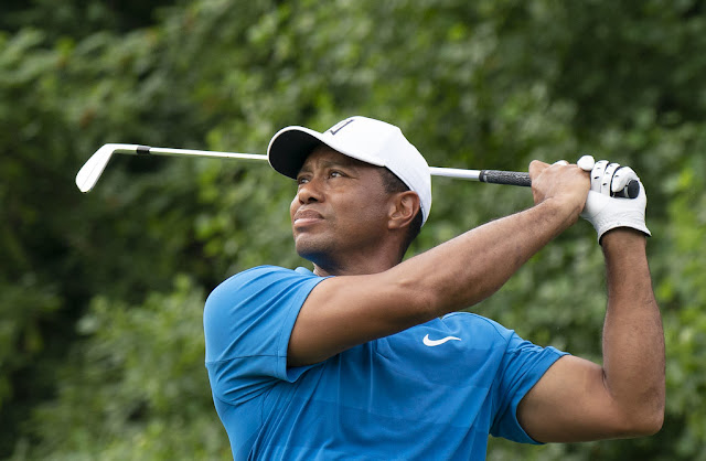 Tiger Woods holds the US Open margin of victory record