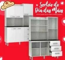 Promoção Luciane Cozinhas Dia das Mães 2019 - Kit de Cozinha