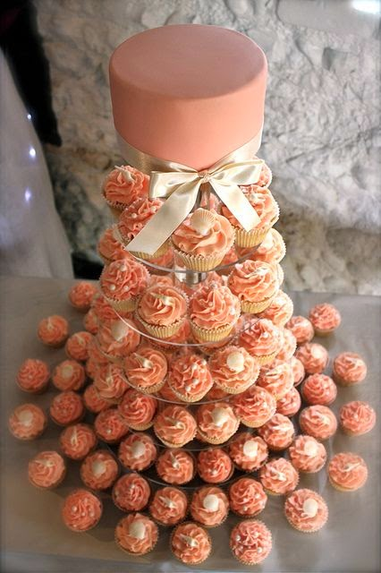 Delicious Wedding Cupcake Towers