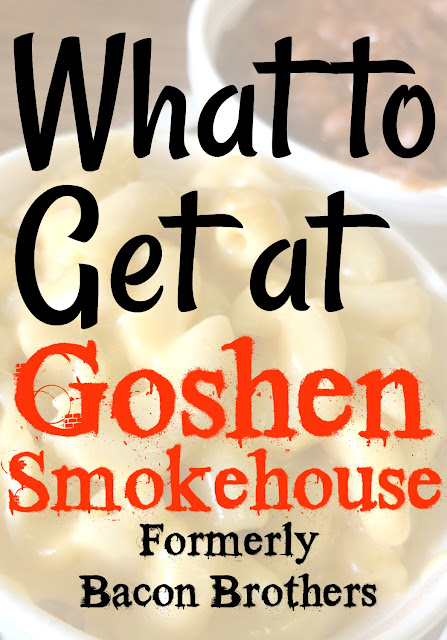 goshen smokehouse bacon brothers restaurant review