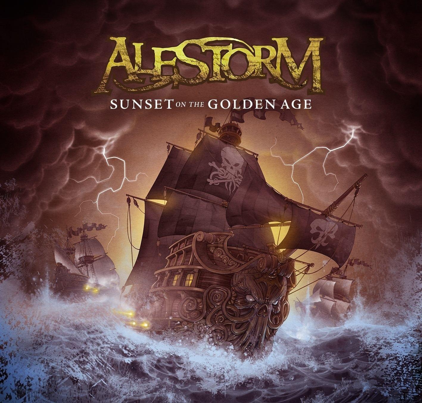 Alestorm discography (2006 2018) ( folk power metal) скачать.