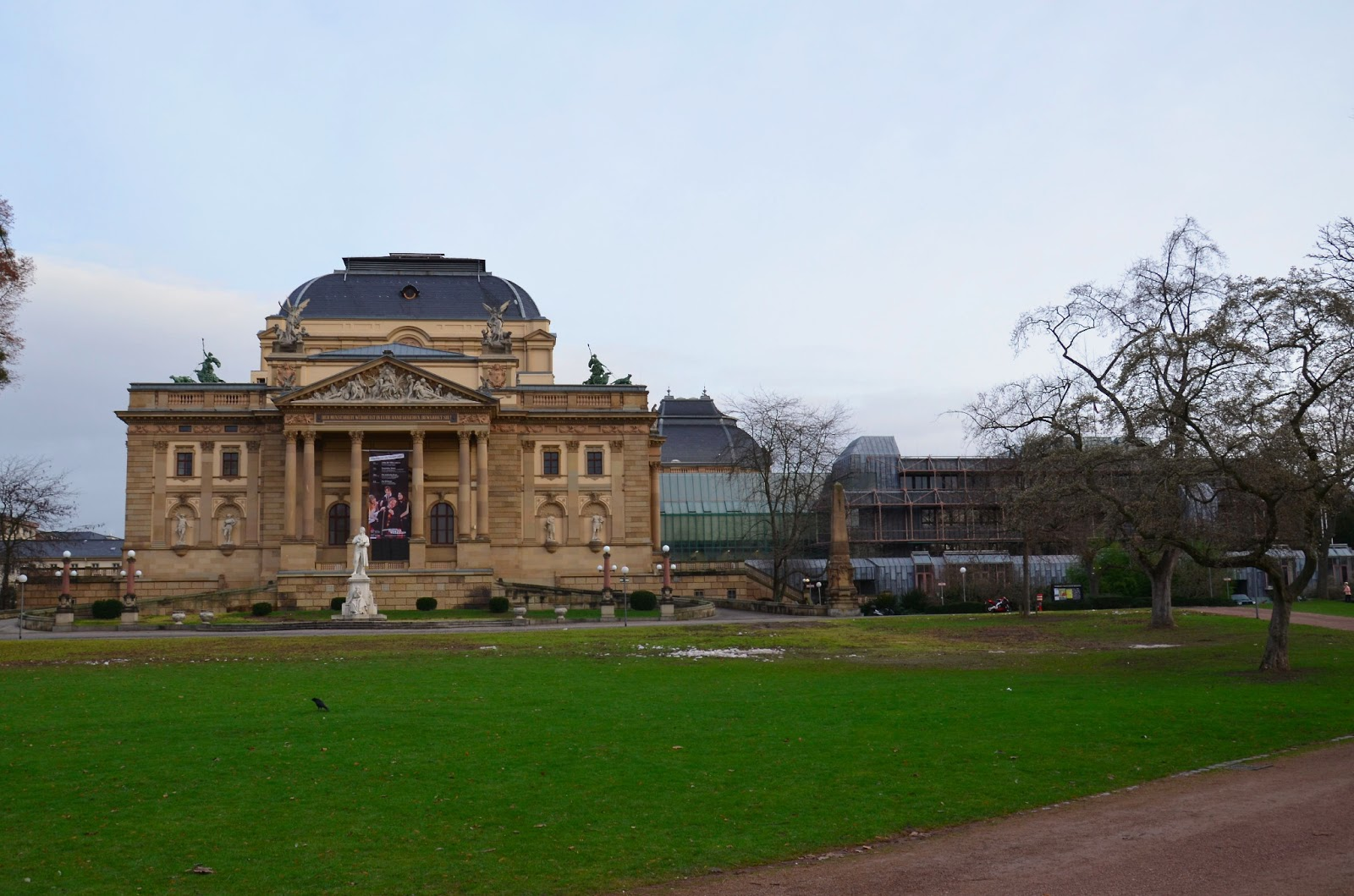 Wiesbaden Kleines Haus