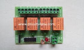 circuits4you com: Bluetooth Relay Control Step:1