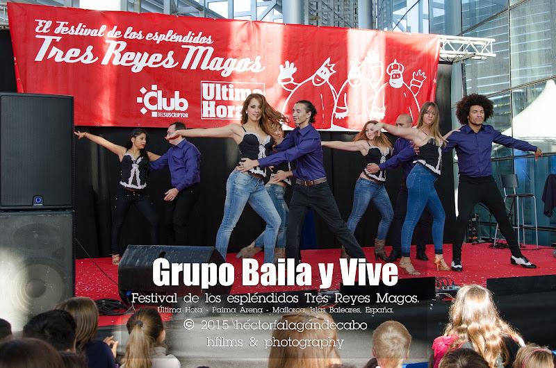 Grupo Baila y Vive - Festival de los espléndidos Tres Reyes Magos. Fotografías por: Héctor Falagán De Cabo / hfilms & photography.