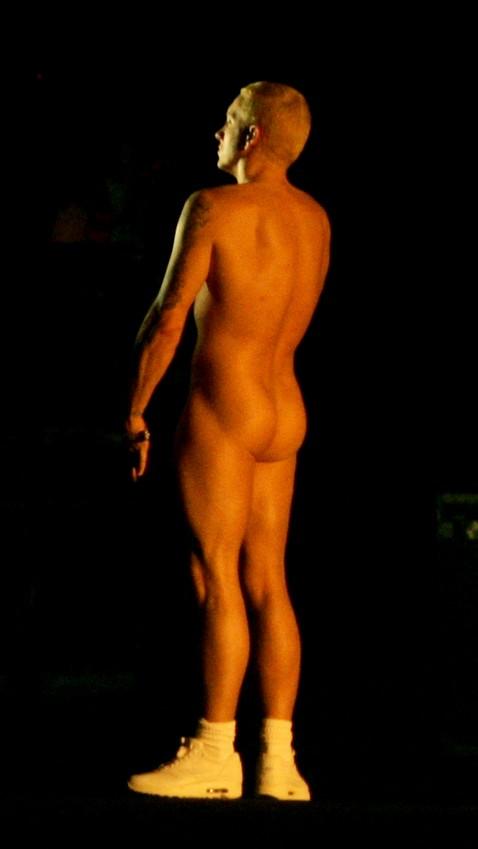 Eminem Naked Ass 71