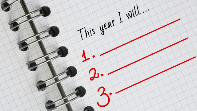 Making your New Year's resolution stick