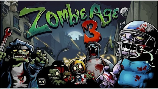 Zombie Age 3 v1.1.9 Apk Mod (Unlimited Money/Ammo/Unlock/Ad-Free)