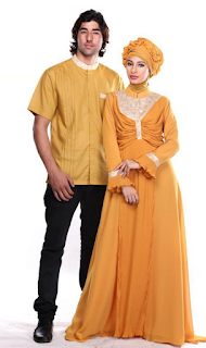 Contoh Model Baju Muslim Terbaru Lebaran 2018