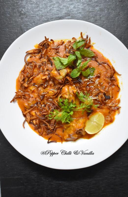 easy mutton khichdha