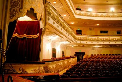 inside Alisher Navoi theatre Tashkent