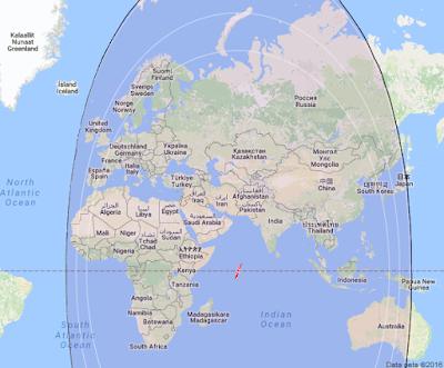 Satelit Intelsat 902 62.0°E CBand