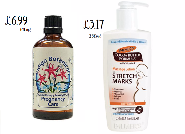 My Pregnancy Essentials | Oils and Lotions | Love, Maisie