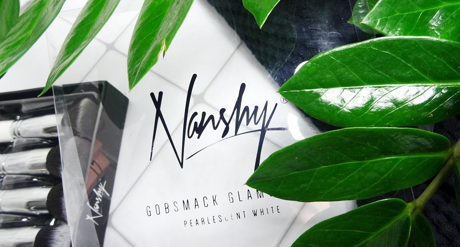 GOBSMACK GLAMOROUS/ZESTAW PĘDZLI DO MALOWANIA TWARZY/NANSHY