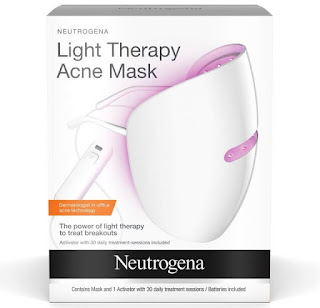 Light Therapy for acne - Neutrogena  Mask