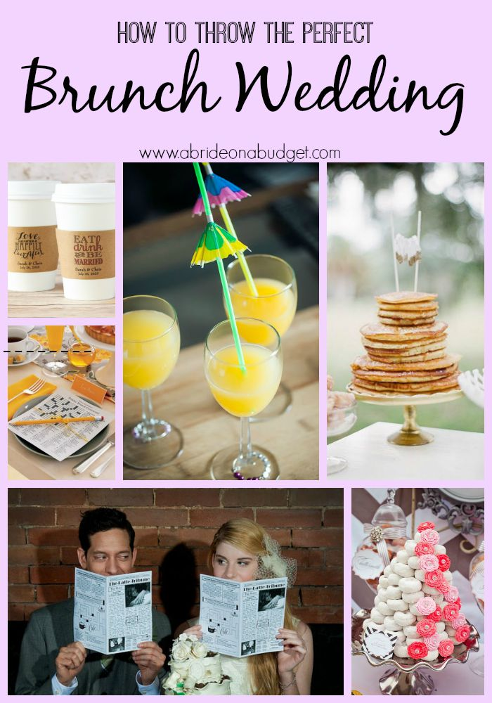 f36ac417737 How To Throw The Perfect Brunch Wedding
