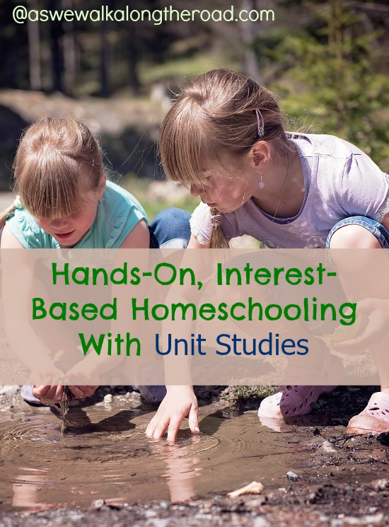 Homeschool with unit studies