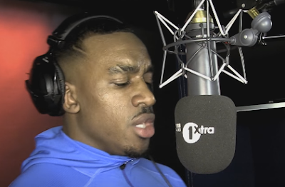 BUGZY MALONE ADDRESSES ROBBERY STORY & MORE IN NEW FIRE IN THE BOOTH [VIDEO]