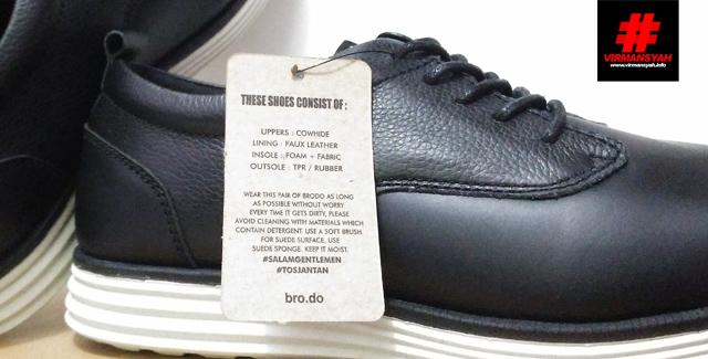 Bahan Sepatu BRODO Indonesia