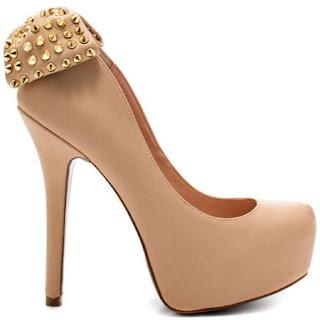 Model Sepatu Wanita High Heels Cantik 2016