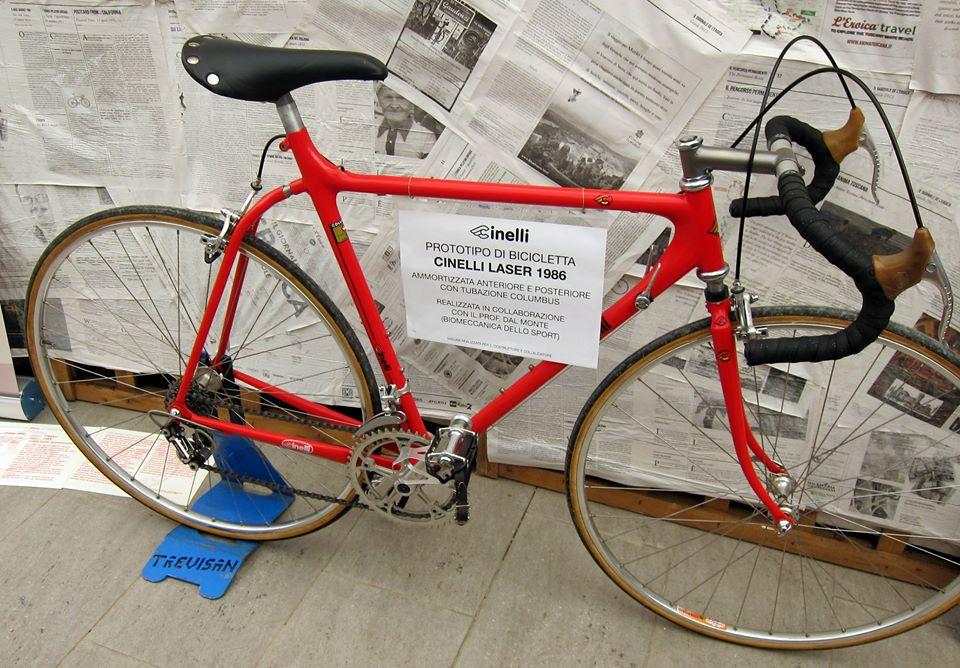 Aventurasenunabiciplegable: ¿Bicicletas de carretera con suspensión?