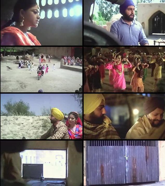 Bambukat 2016 Punjabi pDVDRip x264