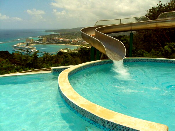 Best Water Slide in the World