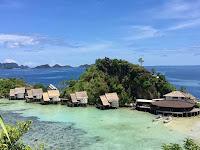 Resort Terapung Terbaik dan Terkeren di Indonesia