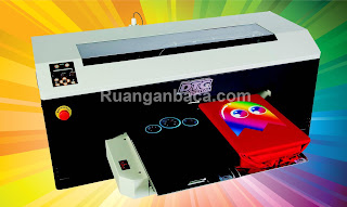 Tips merawat Printer DTG Agar Awet