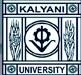 Kalyani University Part 1, 2, 3 Exam Schedule 2018