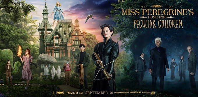 Review : Miss Peregrine's Home for Peculiar Children