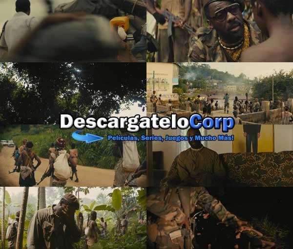 Bestias sin Patria DVDRip Latino
