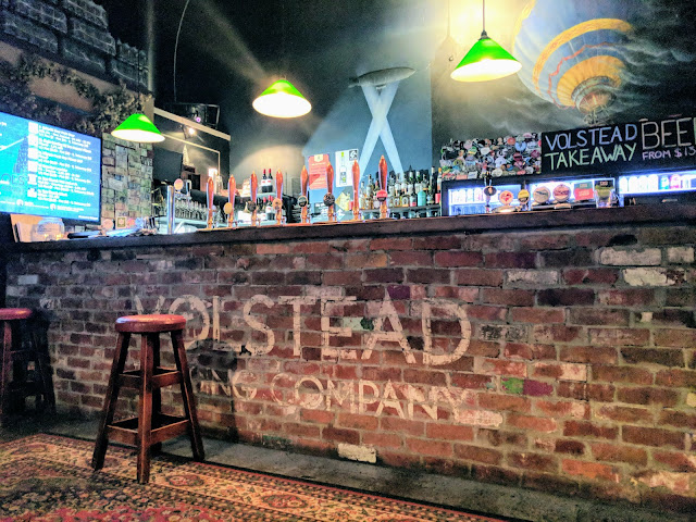 Things to do in Christchurch New Zealand: Get a craft beer at Volstead Trading Company