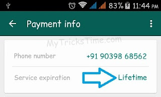 WhatsaApp Gifts Indians With Free Lifetime Subscription - WhatsApp Official News