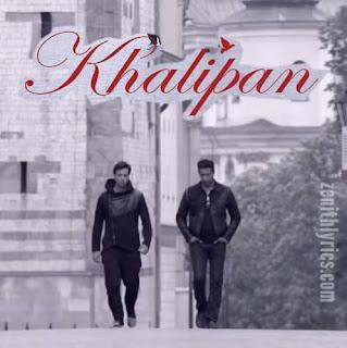 Khalipan Lyrics - Salim Sulaiman