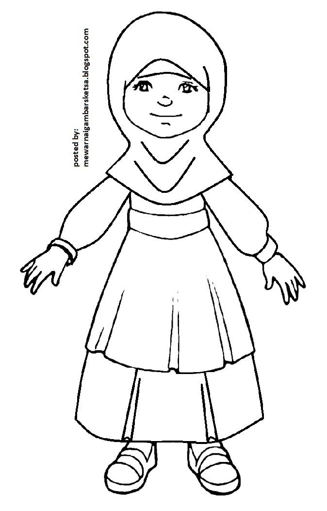Gambar Anak Lucu Jilbab Auto Electrical Wiring Diagram