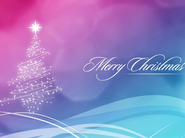 merry xmas iPad wallpaper free downlaod