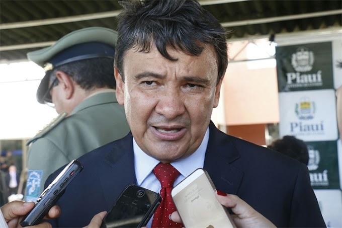 Governador defende eleições gerais e diz que democracia não pode ir para o lixo