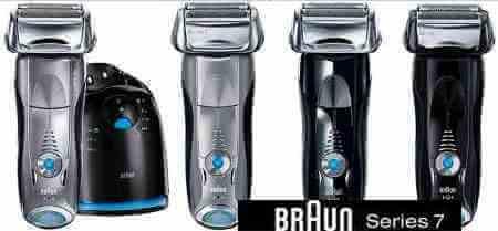 Braun Electric Shaver, Series 7 790cc