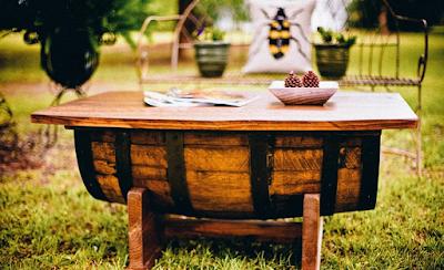 โต๊ะนั่งเล่นในสวน 6