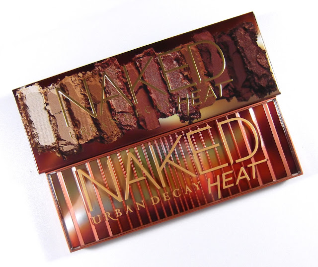 URBAN DECAY Naked Heat Palette Eyeshadow