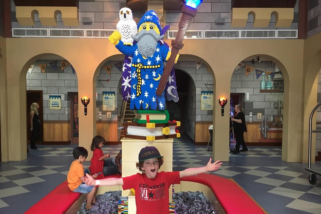 Legoland windsor deals hotel